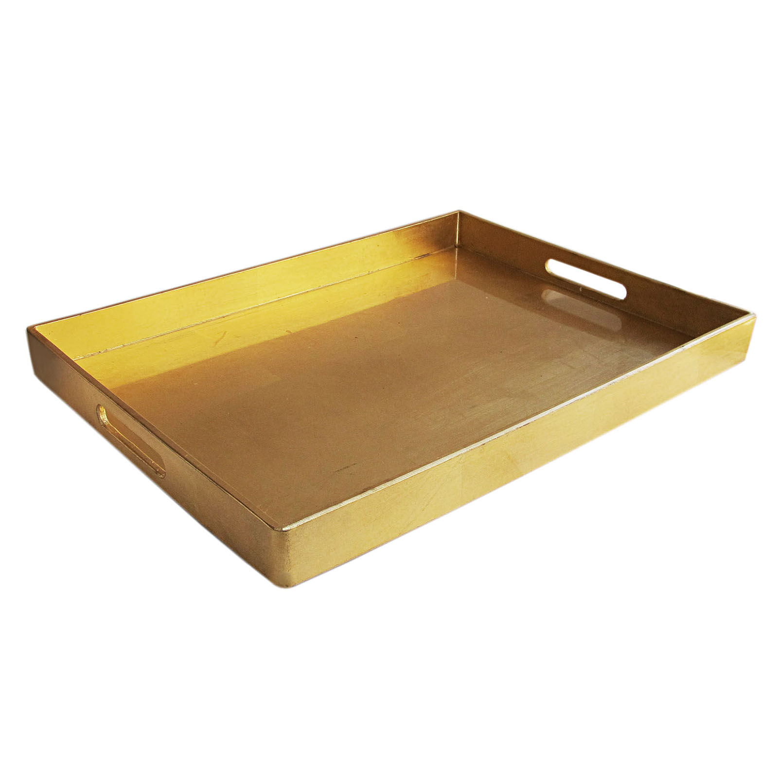 Gold Serving Tray Gold Metallic Decorative Serving Tray At Home