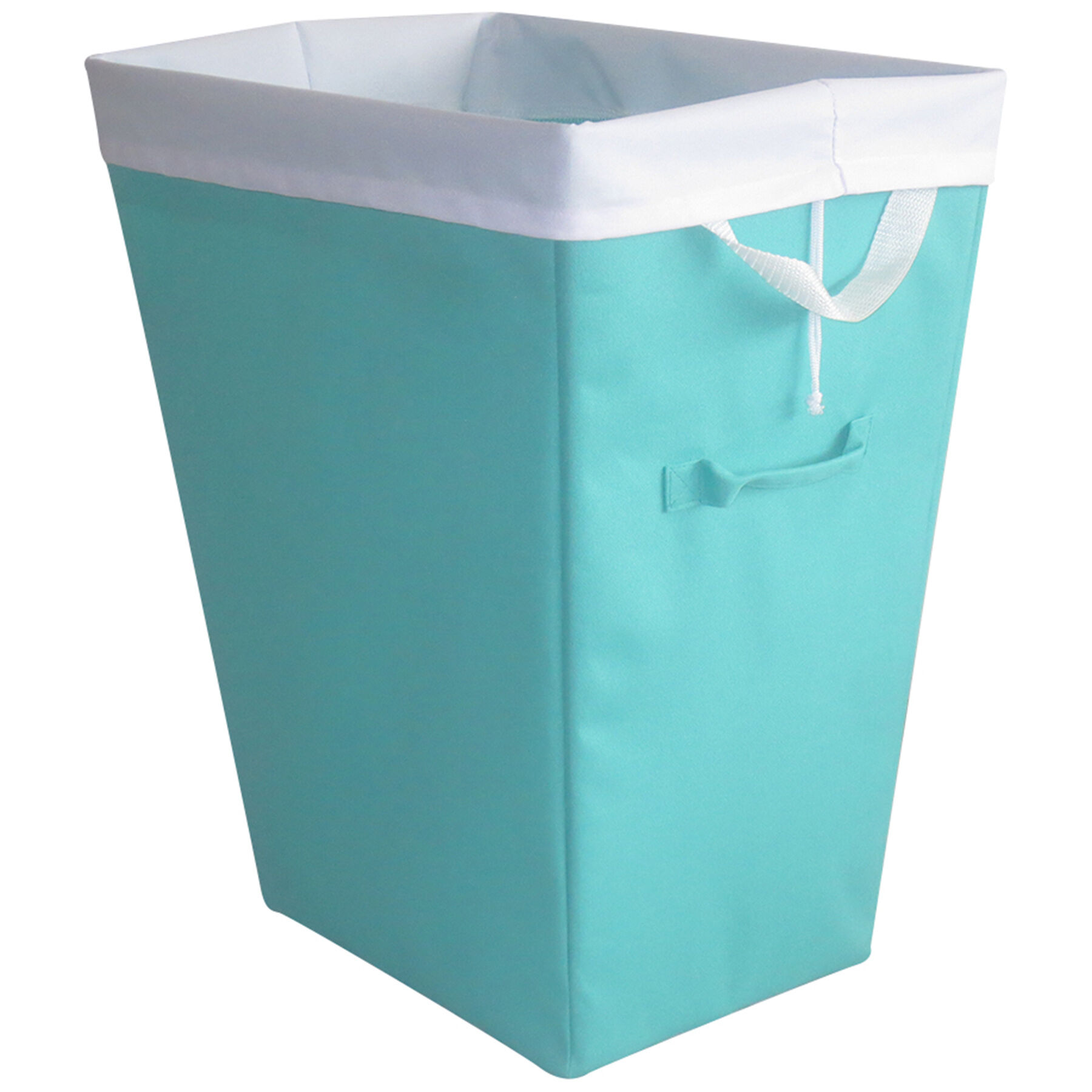 Laundry Trash Cans Teal Laundry Hamper