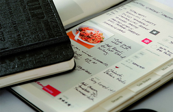 The new Moleskine Recipe and Wine Journals Won My Heart - At Home