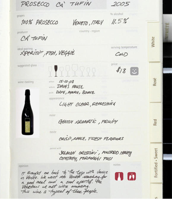 The new Moleskine Recipe and Wine Journals Won My Heart - At Home - recipe journals