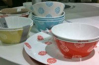 More Melamine Dinnerware for Outdoor Dining - At Home with ...