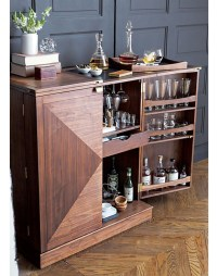 Eight Bar Cabinets: From Small Sideboards to Single Towers ...
