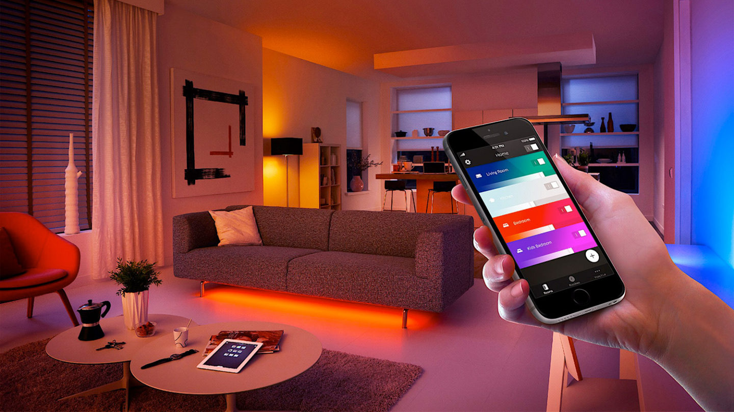 Philips Hue Bridge Homekit Review Philips Hue 2 W Homekit At Home In The Future
