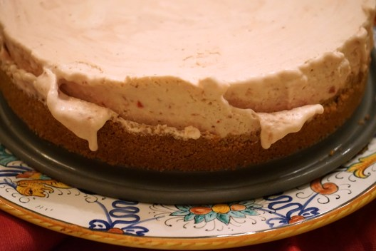 Strawberry Creamsicle Pie