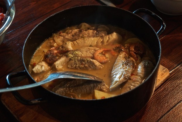 Gregada, like most Croatian cuisine, uses the freshest, seasonal ingredients. And it is absolutely yummy!