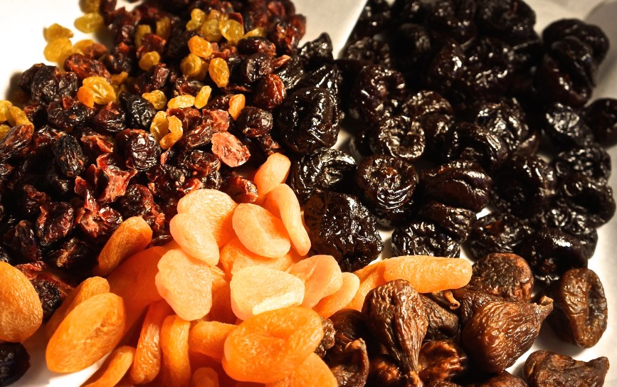 I love making this at the end of the year to use up all the odds and ends of dried fruit in the pantry.