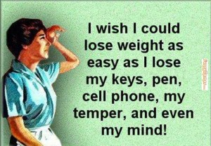 wish I could lose weight