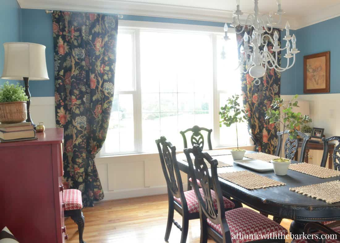 Dining Room Makeover Dining Room Makeover Reveal At Home With The Barkers