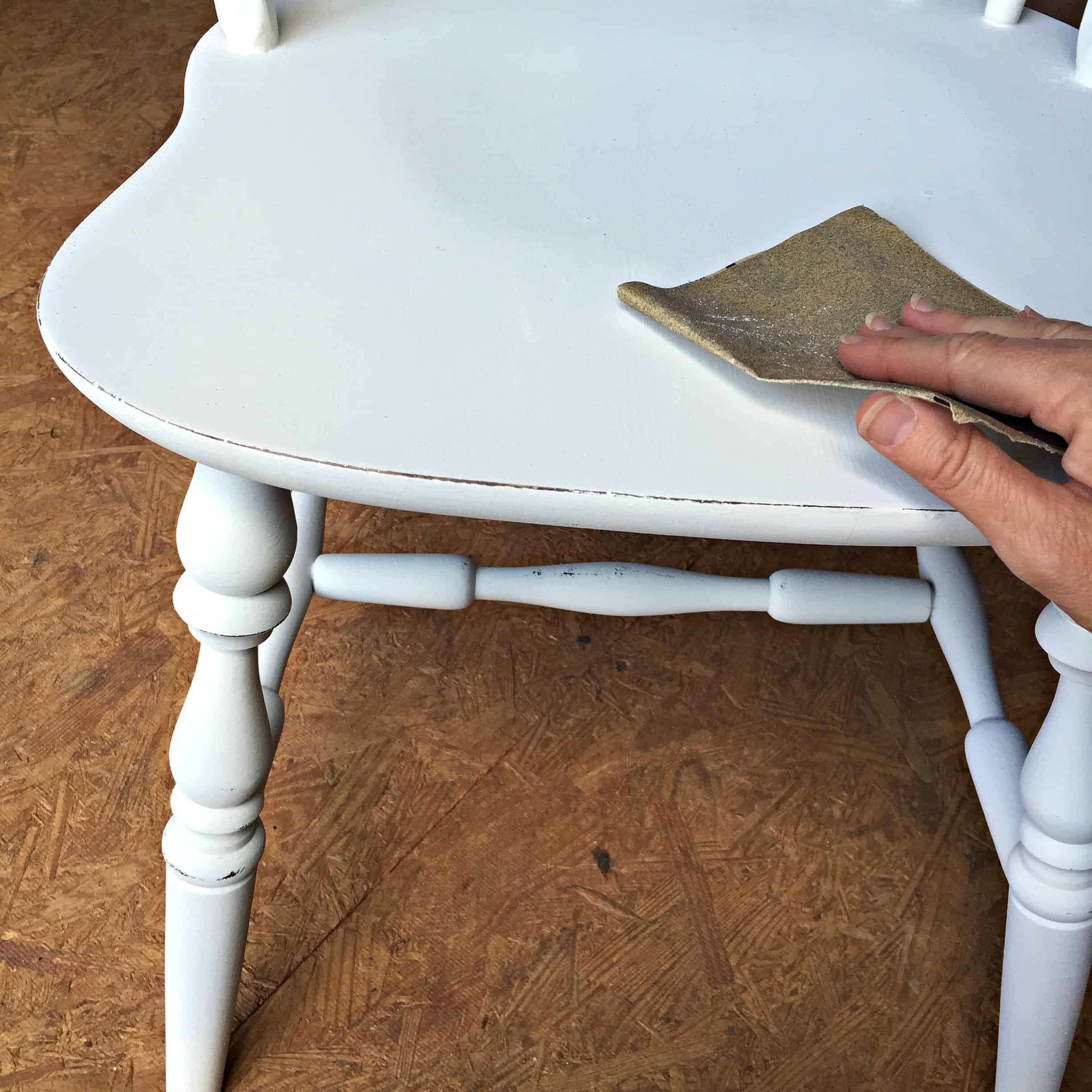 painted furniture painting kitchen table How to paint a Dining Set