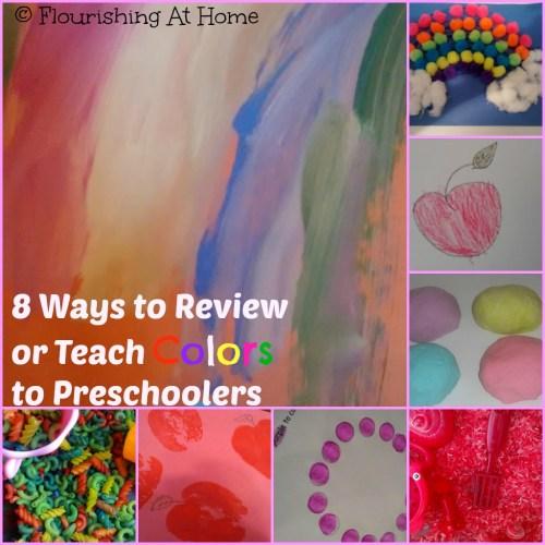Teach colors