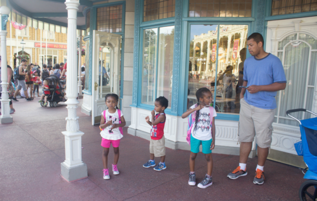 Orlando Vacation - Disney's Magic Kingdom Park - Shops - At Home With Zan