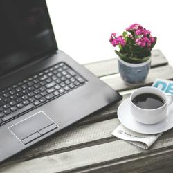 Blogging Less -