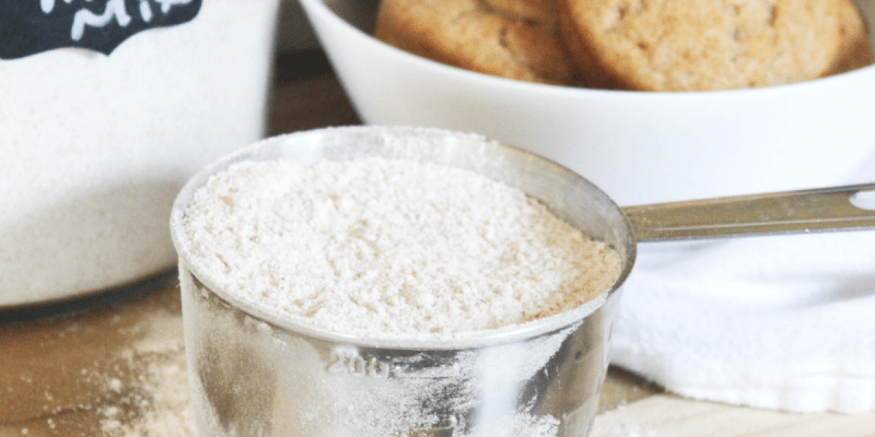Homemade Muffin Mix from At Home With Zan