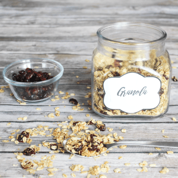 Homemade Granola - Feature - At Home With Zan