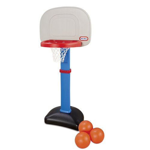 Basket Ball Hoop - Holiday Gift Guide for 3-5 Year Olds - At Home With Zan