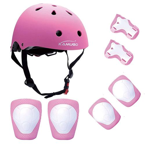 Kids Helmet and Protective Riding Gear - Holiday Gift Guide - Holiday Gifts for 3-5 Years Old - At Home With Zan