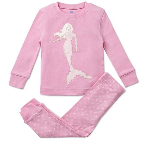 Pajama Set for Girls - Holiday Gift Guide for 6-8 Year Olds - At Home With Zan