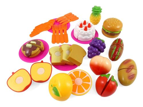 Play Kitchen Food - Holiday Gift Guide for 3-5 Year Olds - At Home With Zan