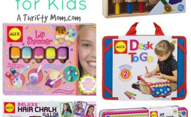 Alex Toy Sale Gift Ideas For Kids A Thrifty Mom