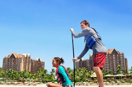 Escape the cold and warm up with savings at Aulani!