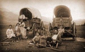 Mormon-emigrant-family