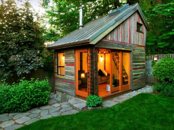 Tiny Houses u2014 Complete Small House Pictures, Plans \ Guide - tiny home ideas