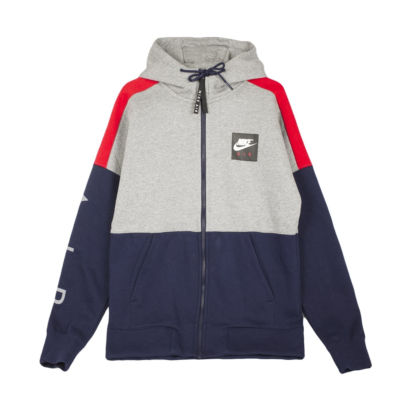 Nike Hoodie Carbon Heather Nike Hoodie Carbon Heather
