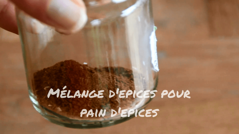 melange pain d'epices