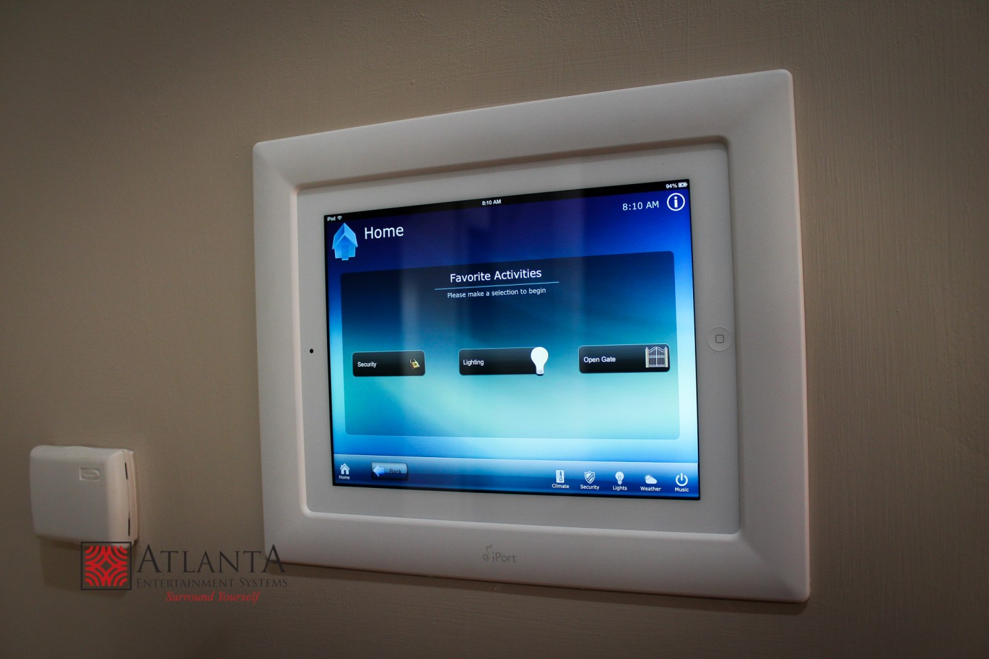 Light Automation Home Automation Atlanta Griffin Mcdonough Peachtree City