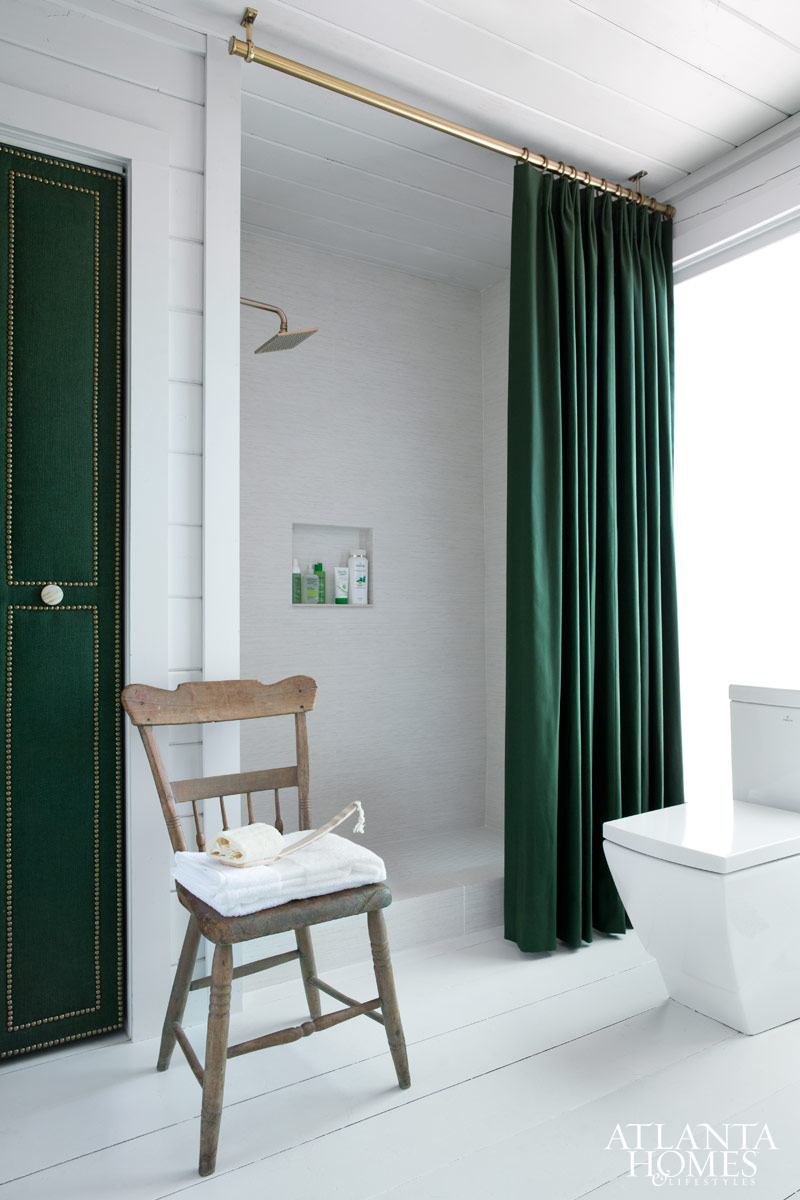 Shower Curtains For Less Modern Clean Hunter Green Ah L