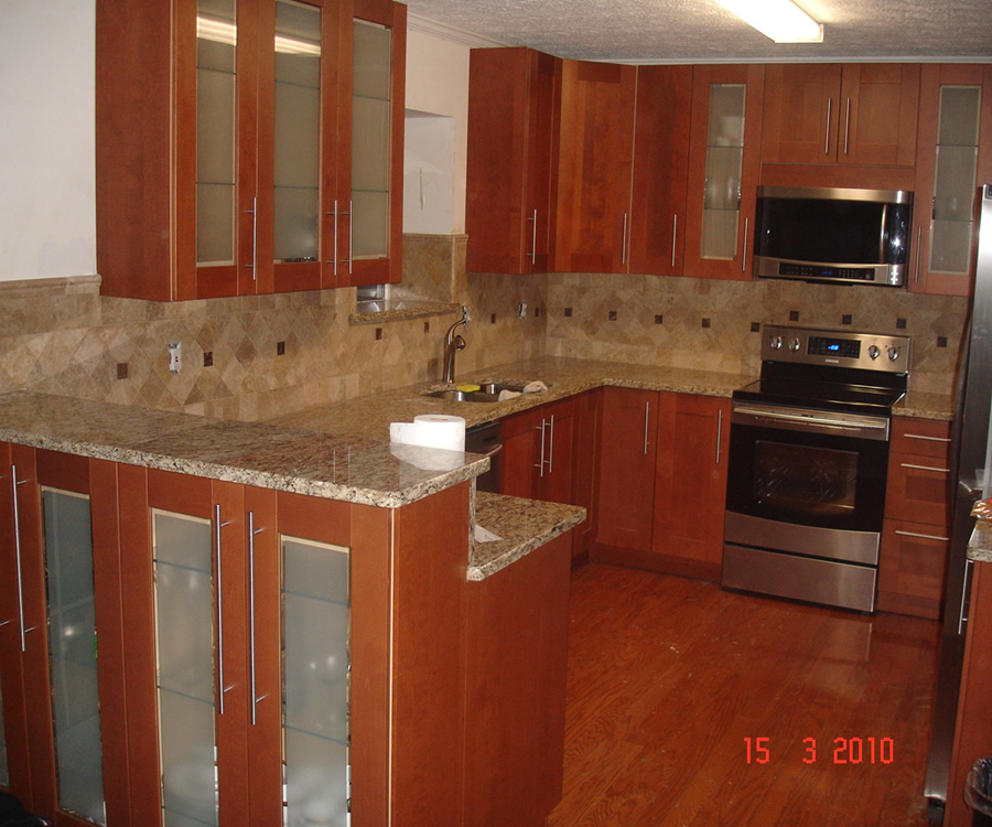 specialize custom kitchen tile backsplash installation kitchen backsplash