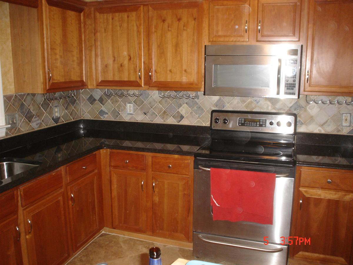 kitchen tile backsplash backsplash for kitchens Glass Tile Backsplashes Ideas