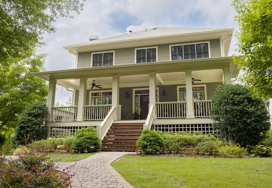 Craftsman Style Homes And Townhomes In Smyrna Atlanta Zones