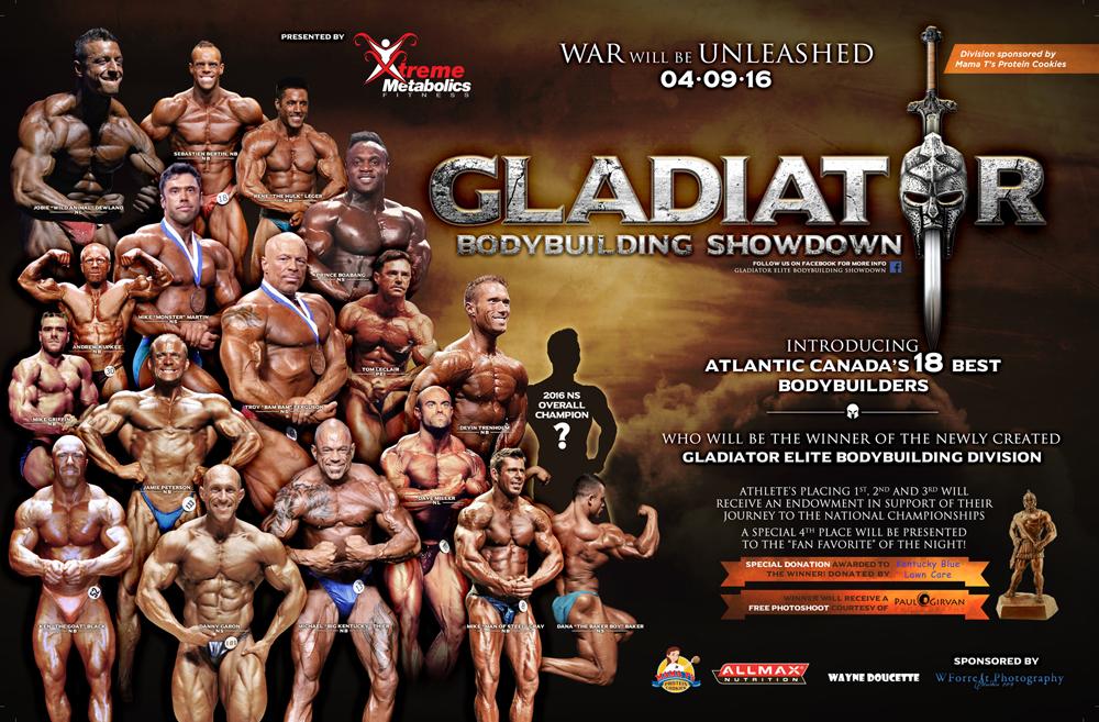 Gladiator Showdown