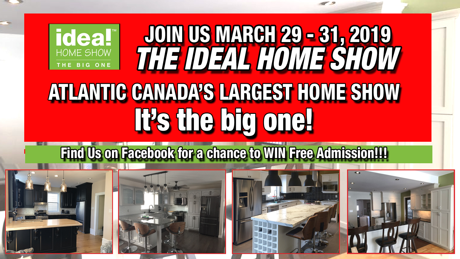 Kitchen Cabinet Refacing Nova Scotia Spring Big Home Show Kitchen Cabinet Painting Atlantic