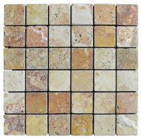 Volakas Polished Marble Tiles 24x24 - Natural Stone Tiles