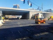 Finished Early! Exit 8 & Atlantic Street to Re-Open by 7 pm on 4/23