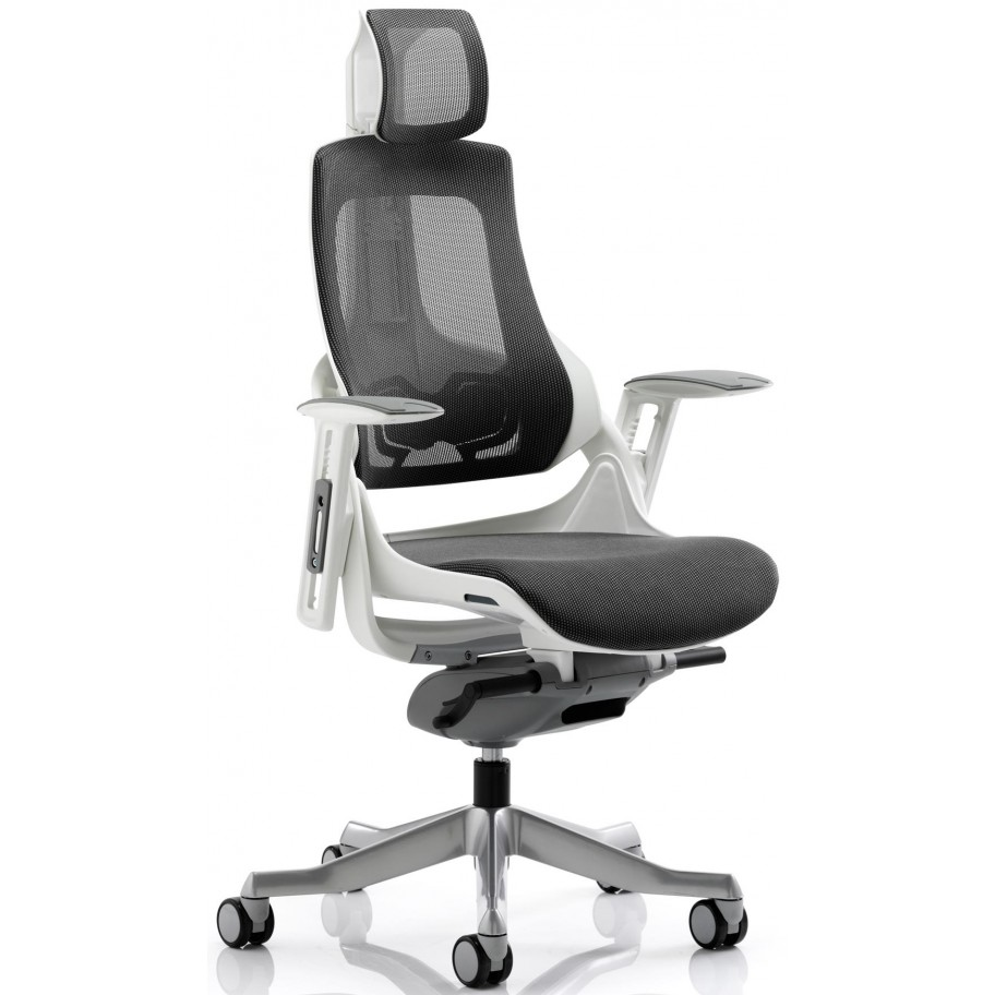 Ergonomic Mesh Office Chair Zure Black Mesh Ergonomic Office Chair