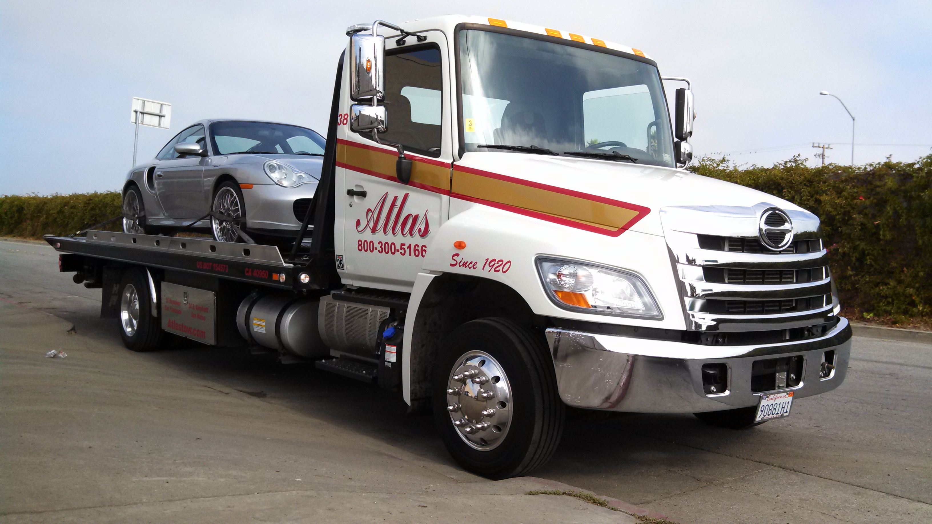 Tow Truck Home Atlas Towing Services