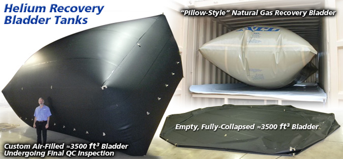 Inflatable Bladders And Pneumatic Devices