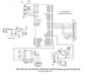 circuit diagram of zigbee transceiver