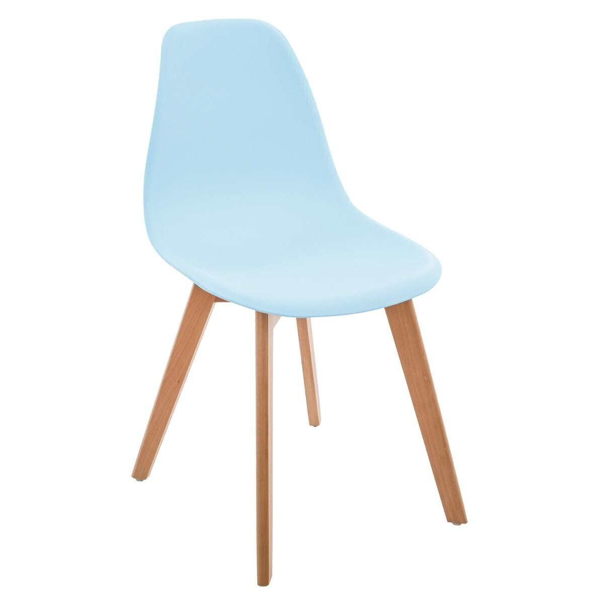 Chaise En Polypropylène Avis Chaise Bleue En Polypropylène Atmosphera