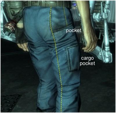 Mens Fallout 3 Vault 101 Jumpsuit Pattern