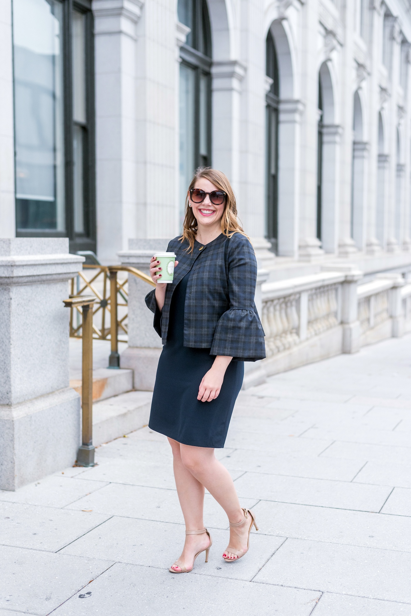 Outfit Business Casual Fall Business Casual Workwear Outfit A Touch Of Teal