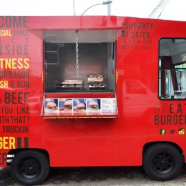 Great Burger Food Truck - Atoy Customs 1