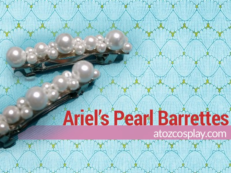 PearlBarrettes