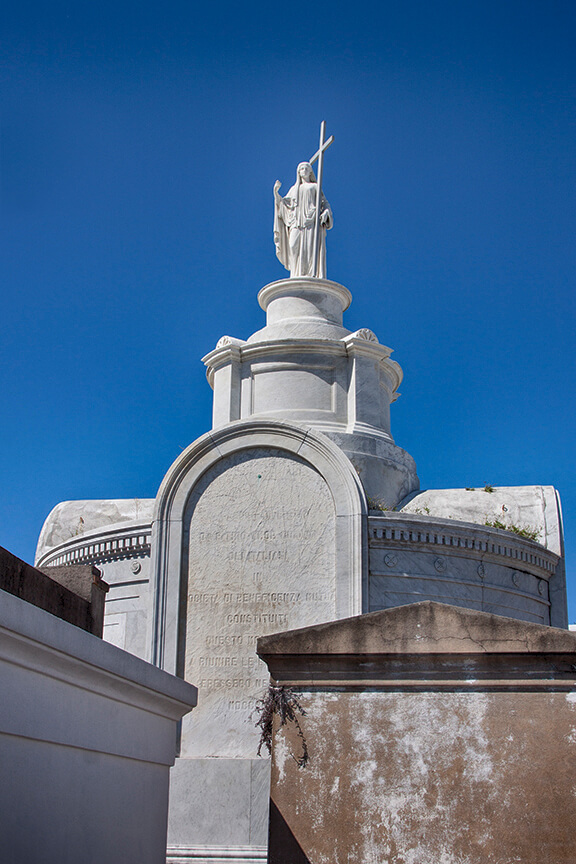Guest post by Paula Showen: St. Louis Cemetery No. 1 in New Orleans