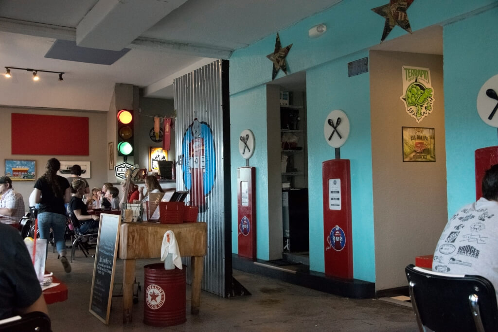 Gas Full Service Restaurant St. Augustine, Florida