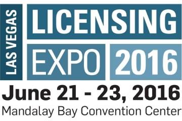 Licensing Expo, June 21-23, 2016 http://www.licensingexpo.com/ (PRNewsFoto/UBM Americas)
