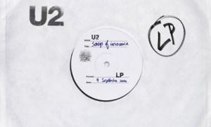 U2's surprise album, Songs of Innocence. Free on iTunes until mid-October!